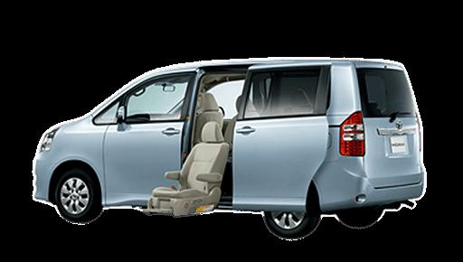 福祉車両の車種と料金 レンタカー予約 オリックスレンタカー